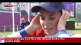 20/08/2012 - Olimpiadi, Jessica Rossi: dedico vittoria all'Emilia