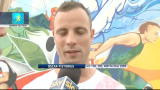 23/08/2012 - Pistorius pronto per le Paralimpiadi