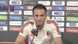 """24/08/2012 - Milan, ecco Pazzini: """"Impossibile dire no a questo club"""""""
