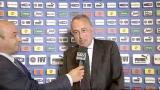 """24/08/2012 - Abete conferma Palazzi: """"Fiducia nella giustizia sportiva"""""""
