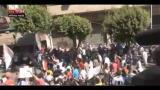 Effetto notte, Egitto: disordini a il Cairo in Piazza Tahrir
