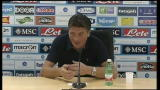 25/08/2012 - Mazzarri: sono stufo di rispondere a battutine di Carrera