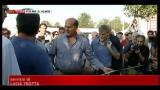 Bersani: io non insulto nessuno, linguaggio Grillo fascista