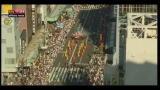 Lost & Found, Giappone: festival di samba  nelle vie a Tokyo