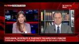 Intercettazioni Napolitano, le parole di Giorgio Mulè