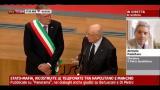 Intercettazioni Napolitano, polemica tra Mulè e Padellaro