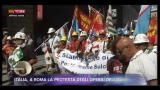 Effetto Notte, Italia: a Roma protesta operai Alcoa