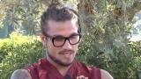 """31/08/2012 - Roma, Osvaldo: """"Non ho nessuna intenzione di andarmene"""""""