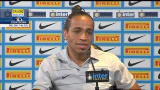 31/08/2012 - Inter, conferenza stampa di Alvaro Pereira