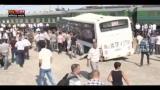 Effetto Notte,Azerbaijan, collisione tra bus e treno:6 morti