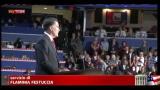 USA 2012, l'attacco di Obama: Romney è datato
