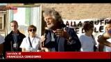 Grillo, dai media campagna di odio per eliminarmi