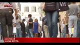 Istat, cala l'occupazione giovanile under 35