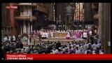 L'abbraccio di Milano ai funerali del Cardinal Martini