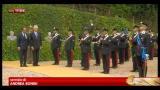 Monti: piena sintonia tra Italia e Francia su difesa euro