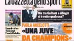 La rassegna stampa di Sky SPORT24 (06.09.2012)