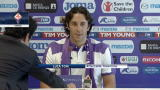 06/09/2012 - Fiorentina, Toni: &quot;Sono tornato a casa&quot;