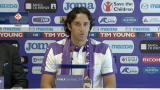 06/09/2012 - Fiorentina, Toni: &quot;Mi sono allenato bene, sono pronto&quot;