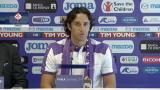 """Fiorentina, Toni: """"Mi sono allenato bene, sono pronto"""""""