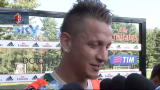 Mexes: &quot;Mai pensato di lasciare il Milan&quot;