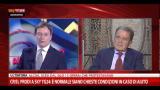 Prodi a Sky Tg24: senza vincitore chiaro possibile Monti-bis