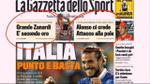La rassegna stampa di Sky SPORT24 (08.09.2012)