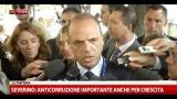 Angelino Alfano: la democrazia ha il suo sale nelle elezioni