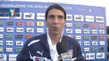 09/09/2012 - Nazionale a Medolla, Buffon: &quot;Una giornata entusiasmante&quot;