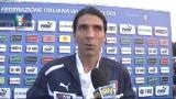 "Nazionale a Medolla, Buffon: ""Una giornata entusiasmante"""
