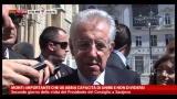 Monti: importante che UE abbia capacità di unire