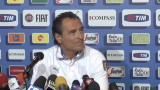 10/09/2012 - Prandelli: &quot;Dobbiamo ritrovare la nostra identit&quot;