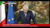 Libia, Monti: condanniamo efferato attacco