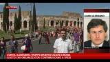 Cortei, Alemanno: troppe manifestazioni a Roma