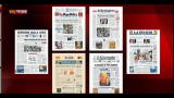Rassegna stampa nazionale (14.09.2012)