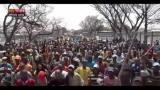 Effetto notte - Sudafrica, non si placano  proteste minatori