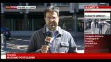 Attentato Adinolfi, due fermi a Torino