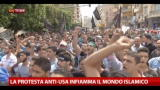La protesta anti-Usa infiamma il mondo islamico