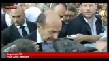 Bersani: scegliere Berlusconi per andare fuori strada