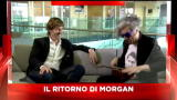 17/09/2012 - Sky Cine News: intervista a Morgan