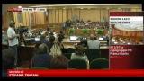 Regione Lazio, passa mozione Polverini, sì a tagli a spese