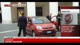 FIAT, c'è attesa per il vertice di sabato a Palazzo Chigi