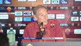 22/09/2012 - Roma, Zeman: &quot;Molte assenze, ma ho fiducia nei giovani&quot;