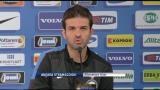 """22/09/2012 - Stramaccioni:""""Sto pensando alla difesa a 3"""""""