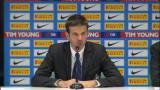 """23/09/2012 - Inter, Stramaccioni: """"Adesso si vede il nostro spessore"""""""