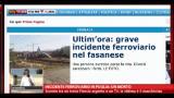 24/09/2012 - Incidente ferroviario in Puglia: un morto