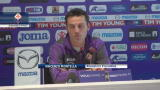 24/09/2012 - Fiorentina, Montella: &quot;Quagliarella ci avrebbe fatto comodo&quot;