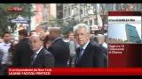 25/09/2012 - Assemblea ONU, Monti e Terzi arrivati a New York