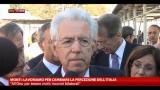 25/09/2012 - Monti: lavoriamo per cambiare la percezione dell'Italia