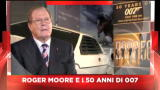 Sky Cine News intervista a Roger Moore