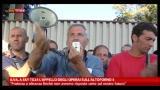 28/09/2012 - Ilva, a Sky TG24 l'appello degli operai sull'altoforno 5